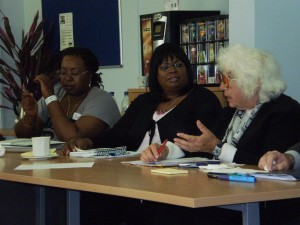 Voice workshop, Bedfordshire